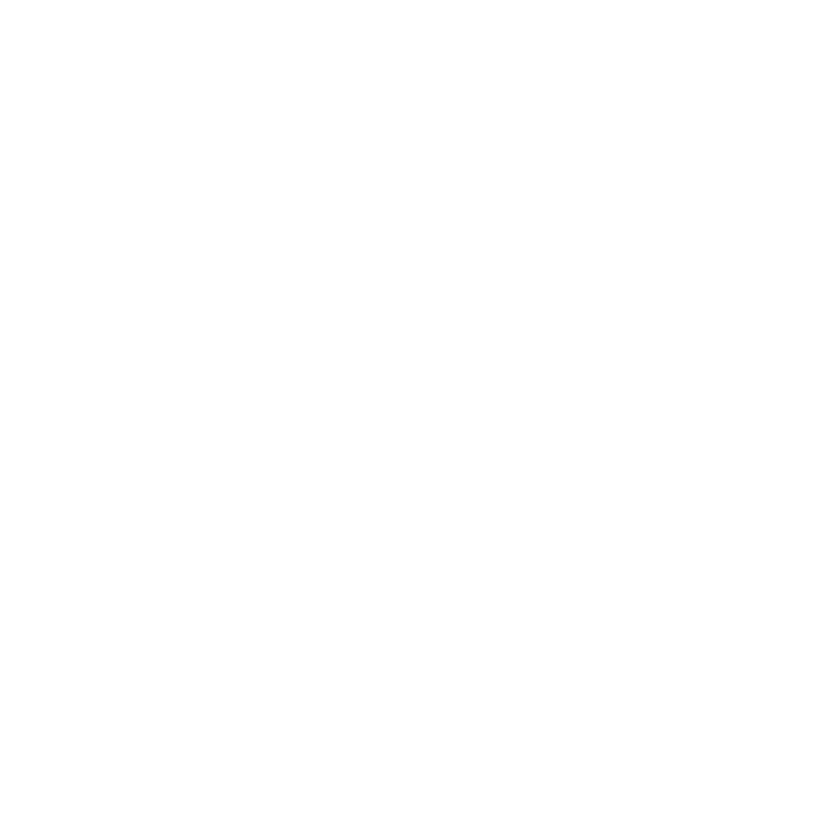 white logo mark