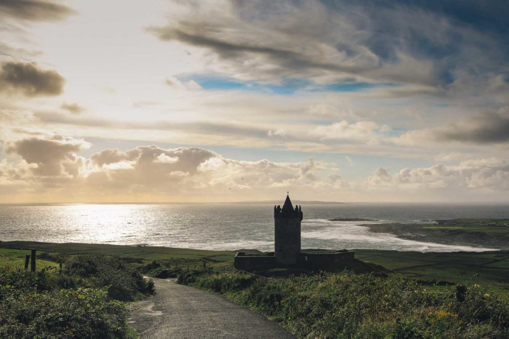 Doonagore Castle, Co. Clare