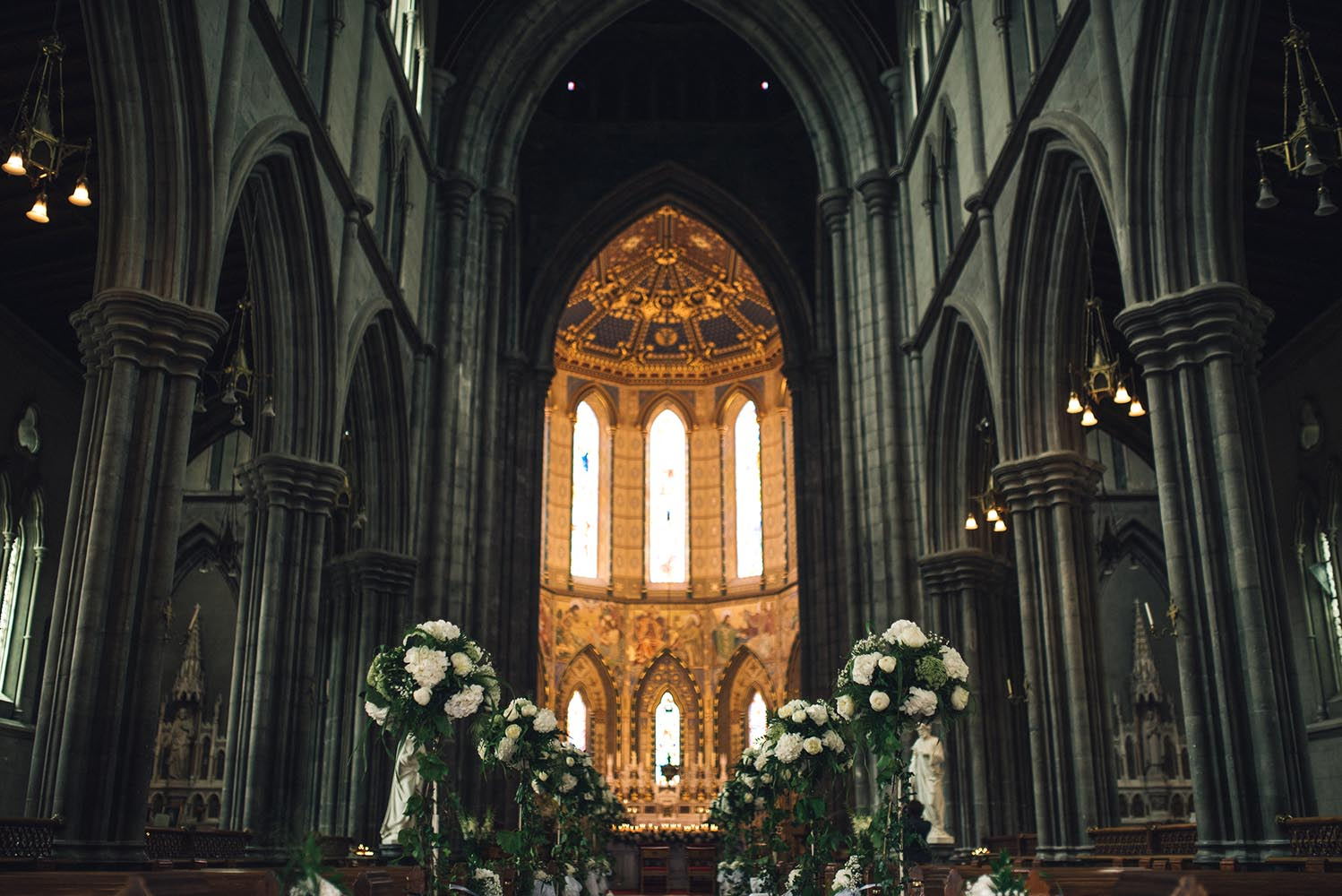 Interior of Kilkenny Cathedral
