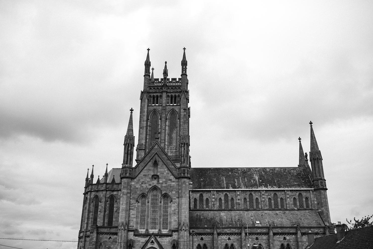 St Mary's Cathedral in Kilkenny city